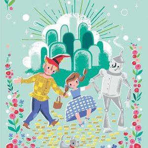 Dorothy's Journey by Riley Blake