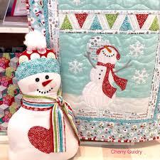 Hearty the Snowman by Benartex