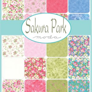 Sakura Park by Moda Fabrics