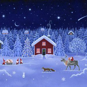 Tomten's Christmas