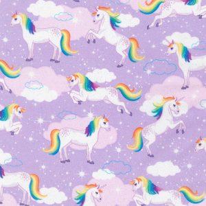 Enchanted Unicorns by Robert Kaufman