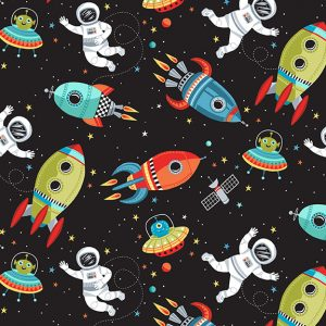 Outer Space by Makower