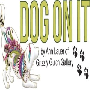 Dog On It by Ann Lauer for Benartex
